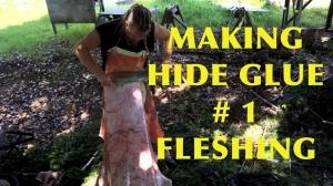 Hide Glue Making Series